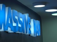 Massivit 3D printedChannel Letters - MassiveMan-min